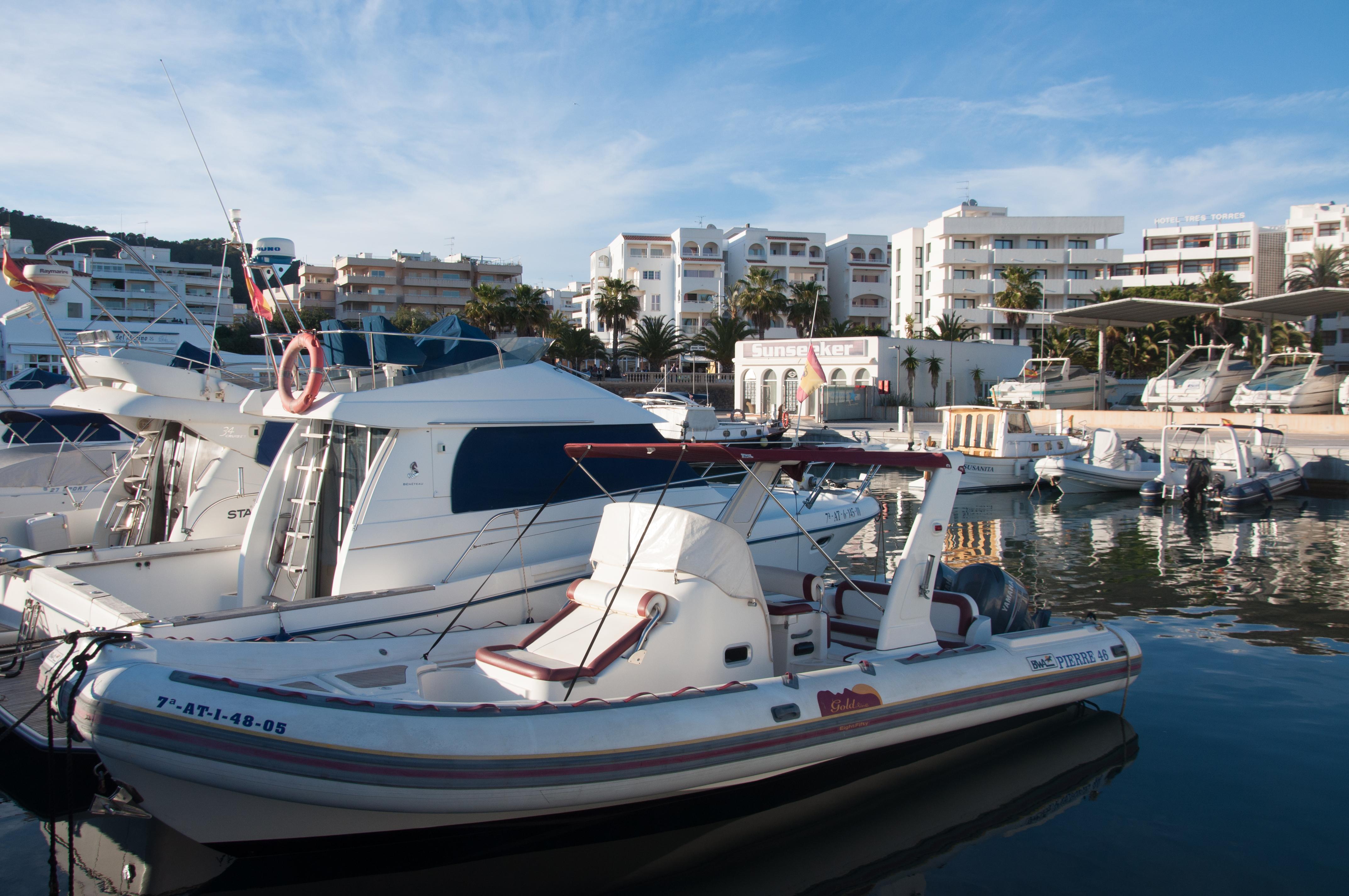 Ibiza-Bateau